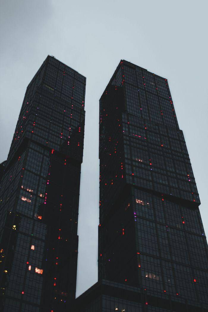 envyavenue: Moscow City, Russia