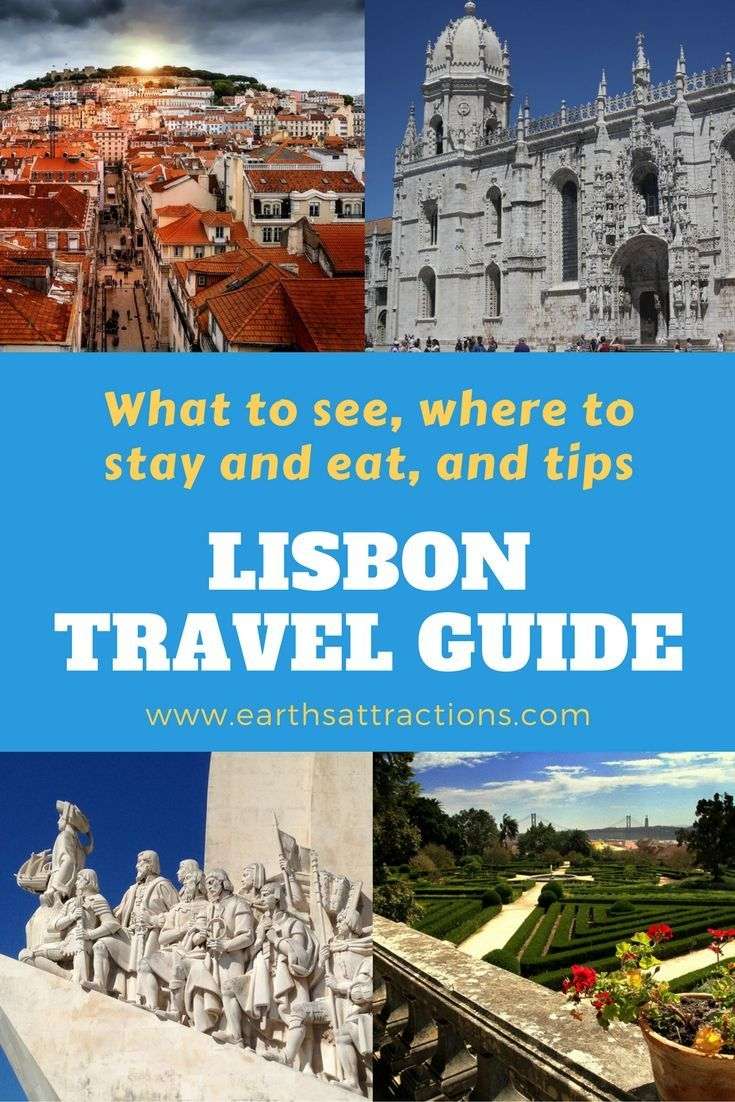 #Lisbon Travel Guide: what to see, where to eat and stay, and tips (#Portugal, #travelguide). This guide includes the famous attractions, off the beaten path things to see and do, restaurants, hotels, and tips for this city in #Europe