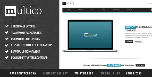 See More Multico - Premium Multipurpose Responsive TemplateThis site is will advise you where to buy