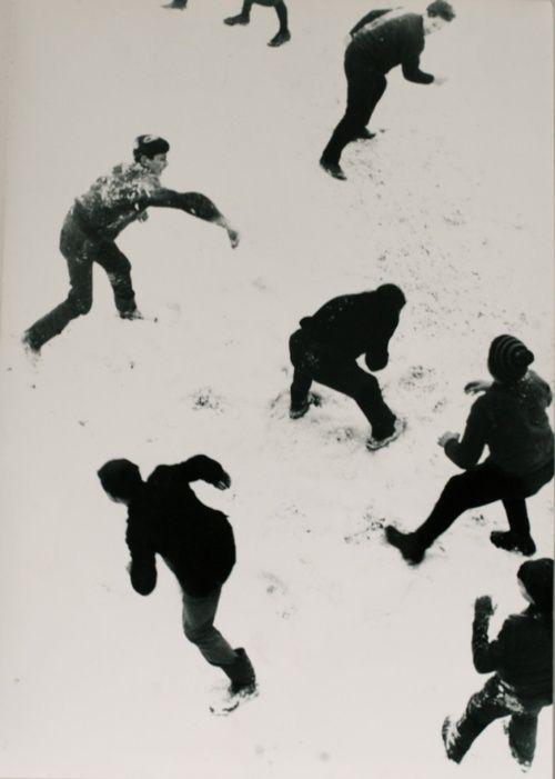 Wie peper jij in? #sneeuwballengevecht.