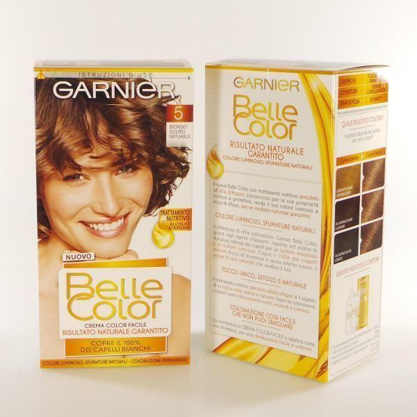 Belle Color 5 Biondo Scuro Colorazioni Per Capelli