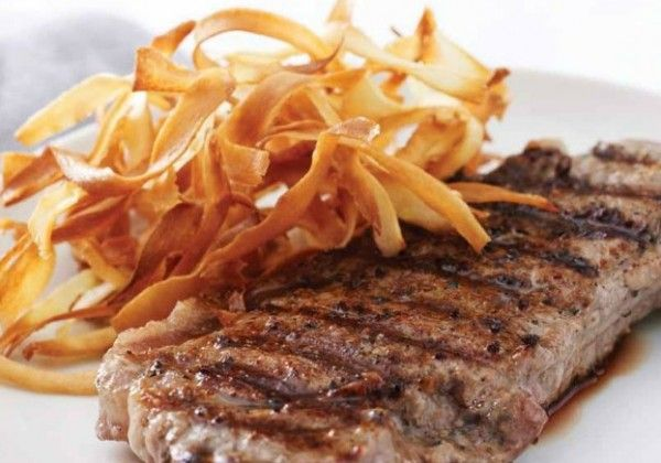Are you ready for a Romantic Dinner for Two?Grilled Parsnip, Cafes Dj Recipe, Grilled Ribeye, Dinner Ideas, Crispy Parsip, Crispy Parsnip, Dinner Tonight, Grilled Recipe, Romantic Dinner