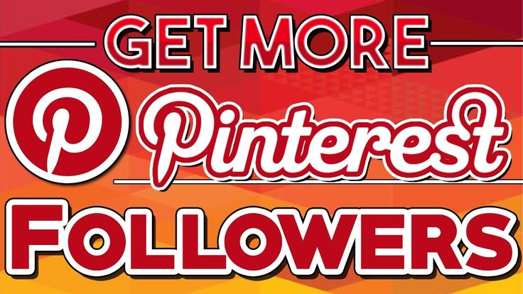 How To Get Real Pinterest Followers - 2 Easy Steps