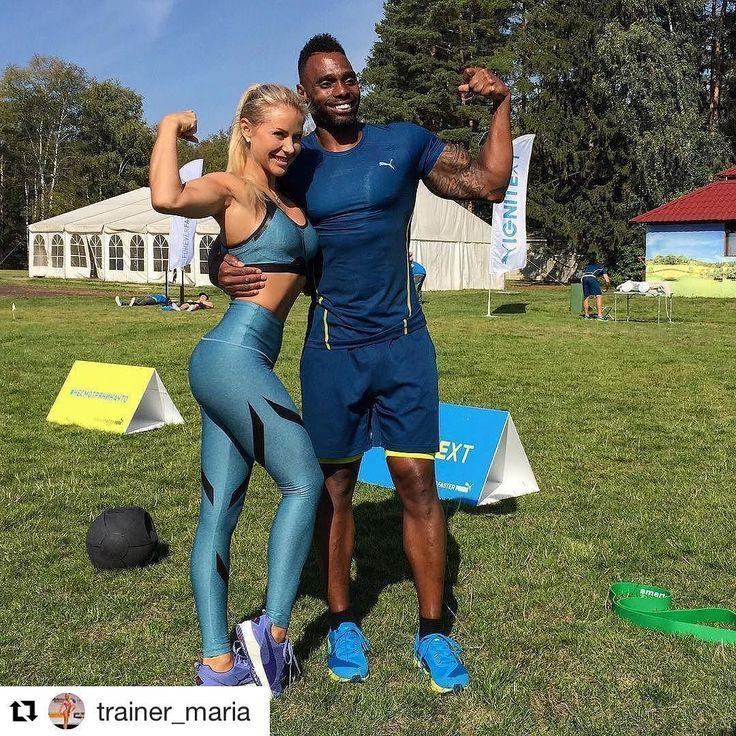 Have to get back to Russia to launch #MarkJenkinsMethod #rr #puma #Repost @trainer_maria (via @repostapp)  С Днем Физкультурника любимые мои спортсмены и спортсменки! #фитнес #зож #fitness #fitspo #fitnessmotivation #fitnessmodel #training #workout #cardio #exercise