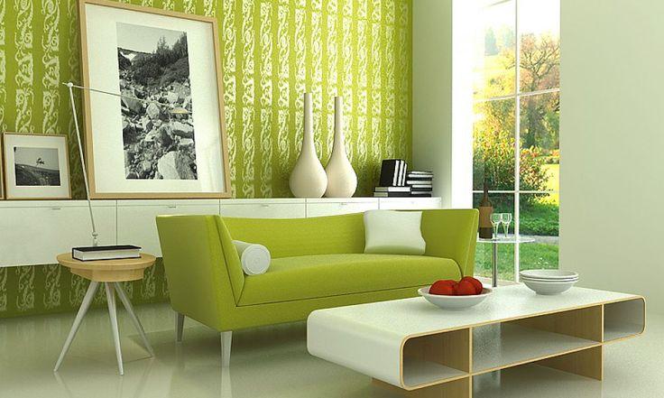 Najnowszy trend w aranżacji pomieszczeń - zdobienie ścian - ozdobne tynki. Ożywi każdą nudną przestrzeń ;)