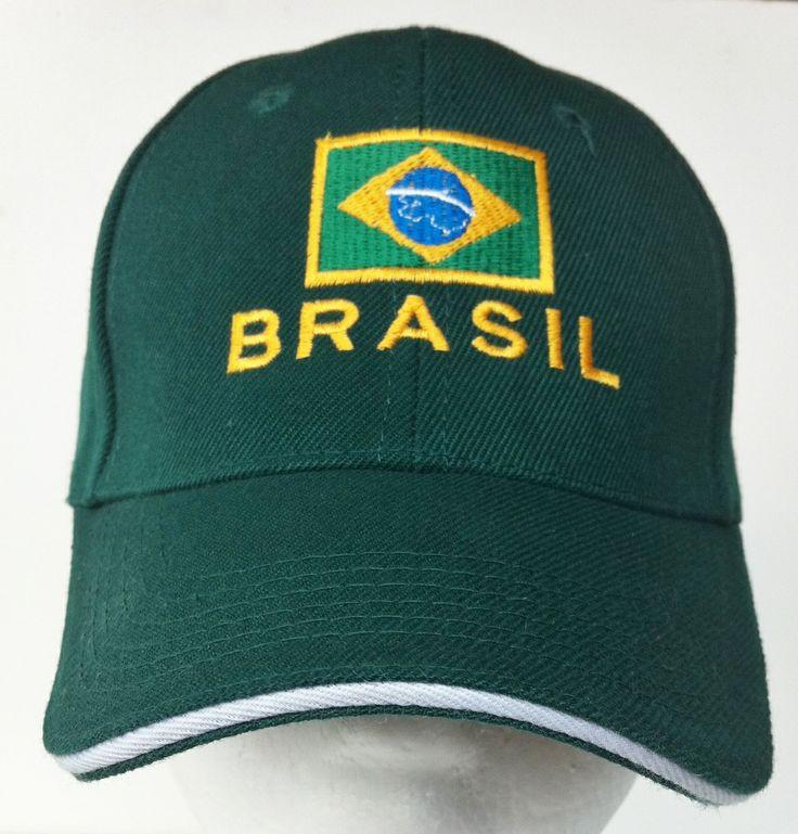 BRAZILIAN ALL SPORTS CAP
