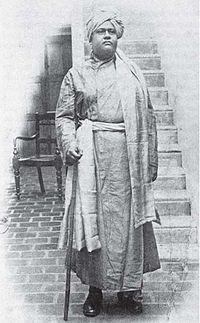 Disciple, Sw Brahmanananda