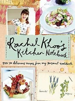 Rachel Khoo's Kitchen Notebook. Over 100 delicious recipes from Rachel's personal cookbook. We love the Slow Roast Pork Belly with Sloe Gin - YUM!