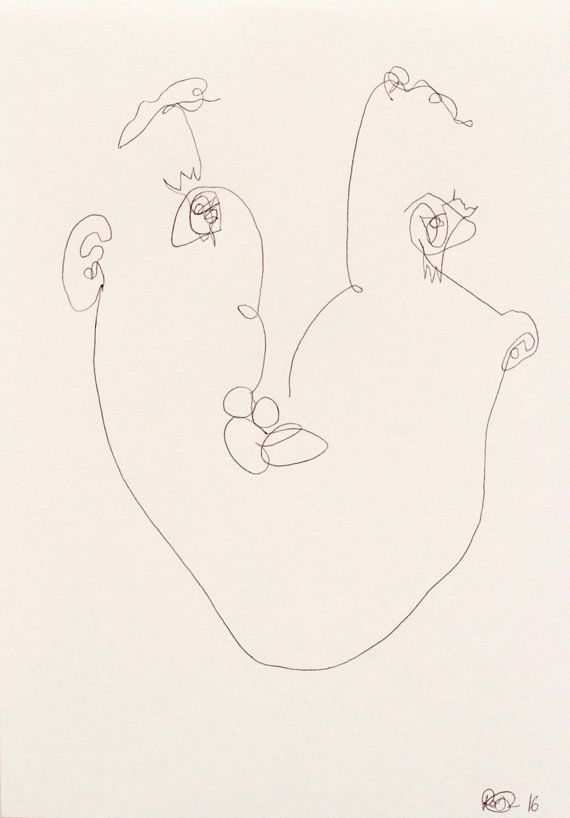 Dazed - Original Drawing - Robyn Graham