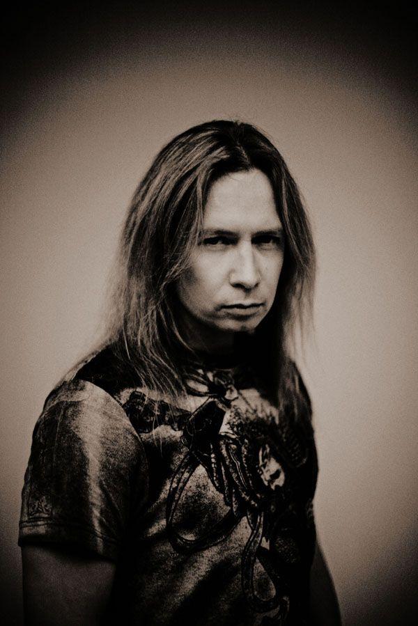 Timo Kotipelto (vocalist/songwriter for Stratovarius)