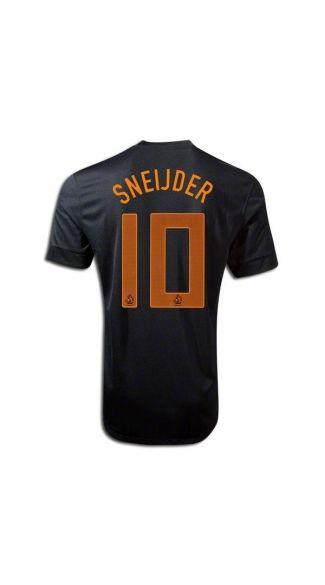Wholesale new 12/13 Netherlands Sneijder 10 Away world soccer jersey,2012 soccer jerseys,football soccer jerseys,soccer jerseys At soccerworldmall