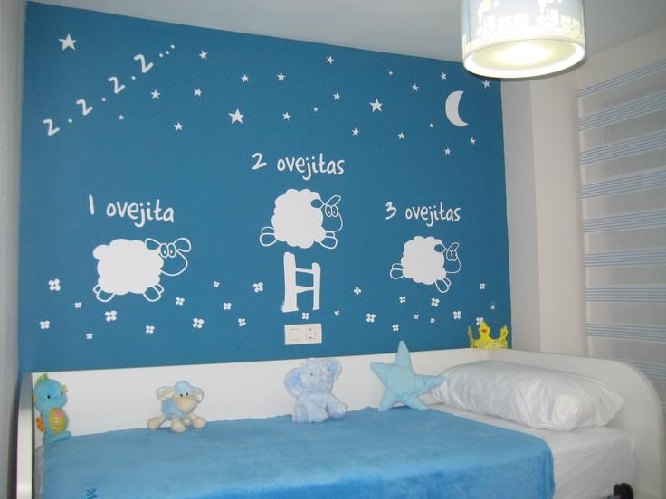 Proyecto dormitorio infantil proyectos decoraci n for Deco dormitorios infantiles