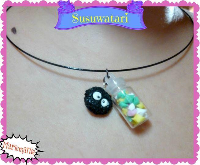 Collar Susuwatari
