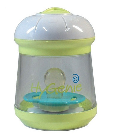 HyGenie Green Portable Sanitizer by Easy Travel Collection