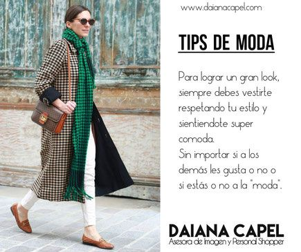 Tips de Moda Consejos de Moda Asesora de Imagen Daiana Capel en Zárate Asesoramiento-Asesoria de Imagen