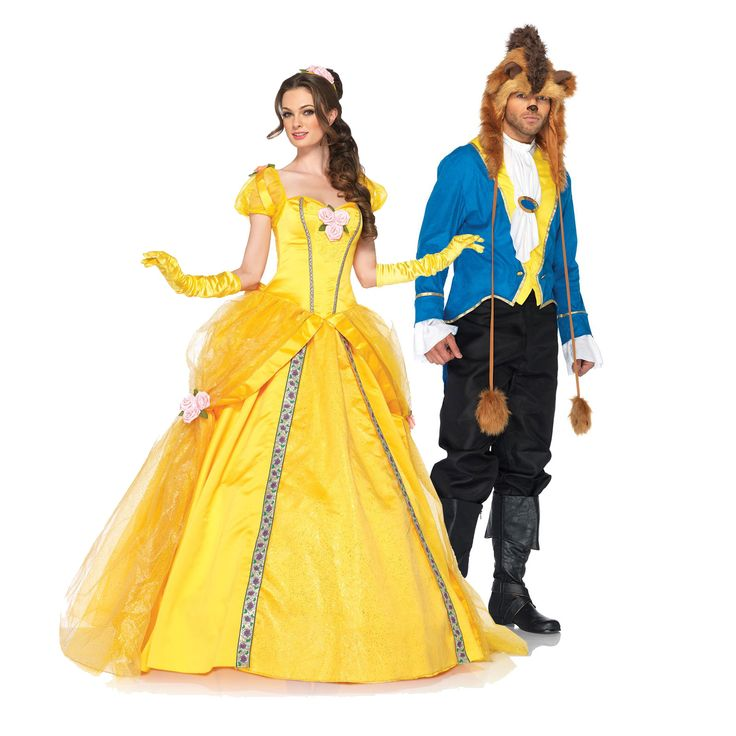Beauty and the beast prince adam costume
