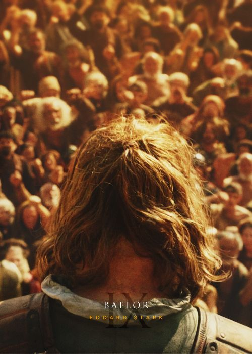 Lord Eddard Stark - Game of Thrones
