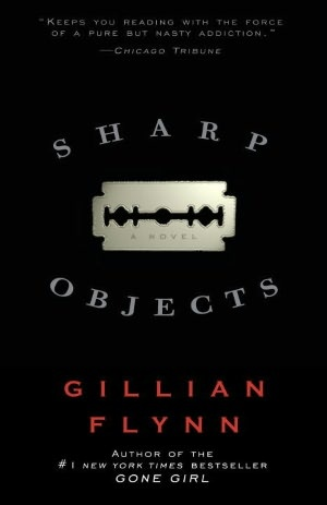 Sharp Objects by Gillian Flynn. One of my favorite books I read in 2012. I love her strong but damaged heroins.