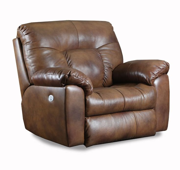 Southern Motion - Big Shot Reclining Chair & 1/2 with Power Headrest - 726-10P