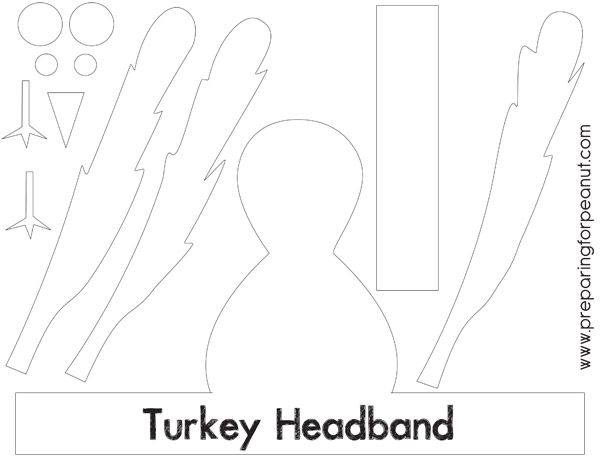 Thanksgiving Crafts For Kids Activities Turkey Hat