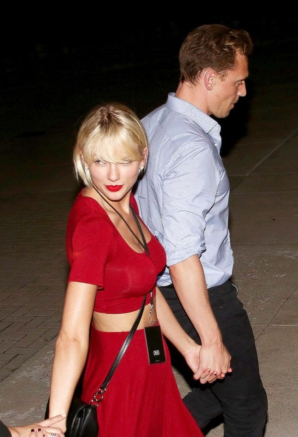 Taylor Swift, Tom Hiddleston Hold Hands After Concert Date - Us Weekly