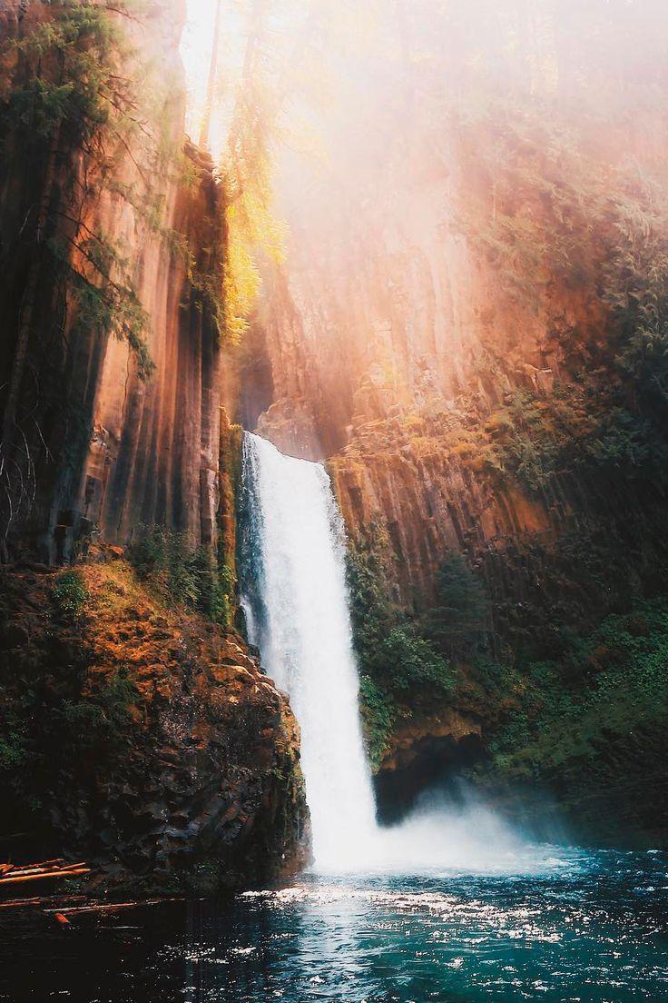 Водопады в картинках любовь