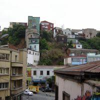 Ascensor Panteón | Ascensores de Valparaíso