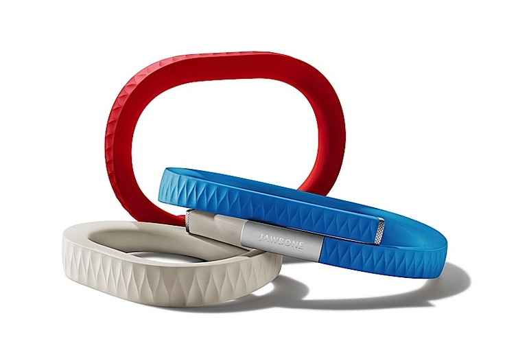 Jawbone's UP Fitness Armband. I so want this! How cool!