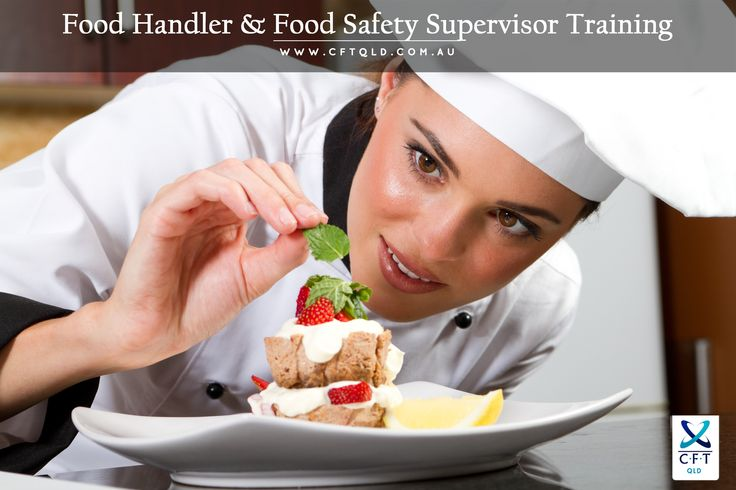 how to become a food safety supervisor