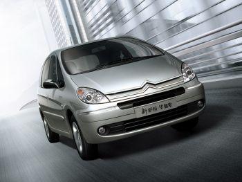 Citroën Xsara Picasso China '2007–pr.