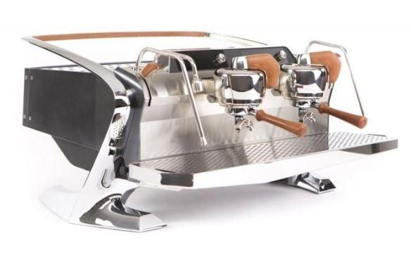 Slayer Steam is the answer to the unasked, yet crucial, questions about steaming milk. With exclusive technology, baristas take control of steam temperature and flow rate, ultimately improving flavor in the milk beverages ordered by the majority of their customers.