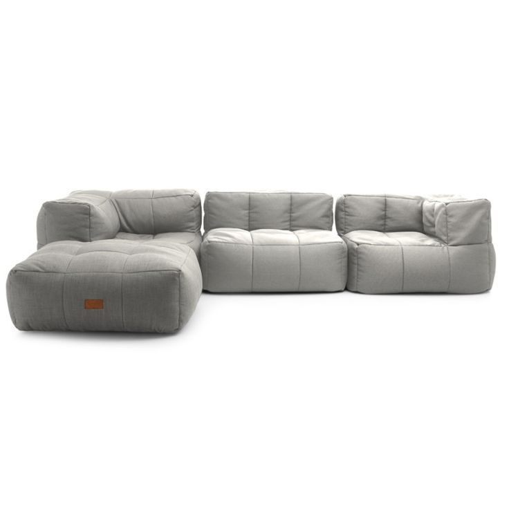modular bean bag sofa - Google Search