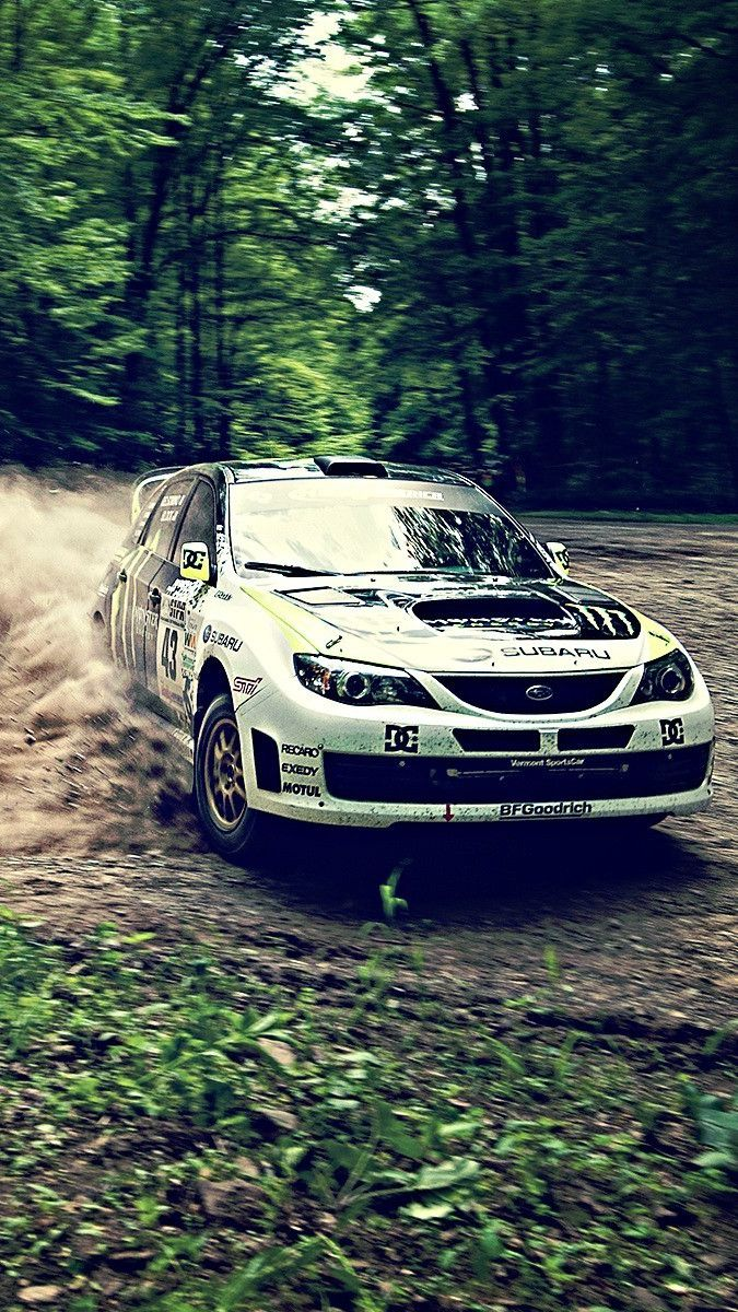 Subaru Rally Car Drifting Wallpaper Iphone Wallpaper Cars