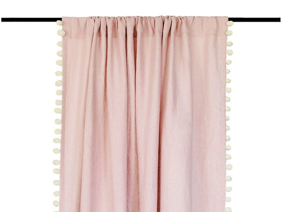 25+ Best Ideas About Pom Pom Curtains On Pinterest