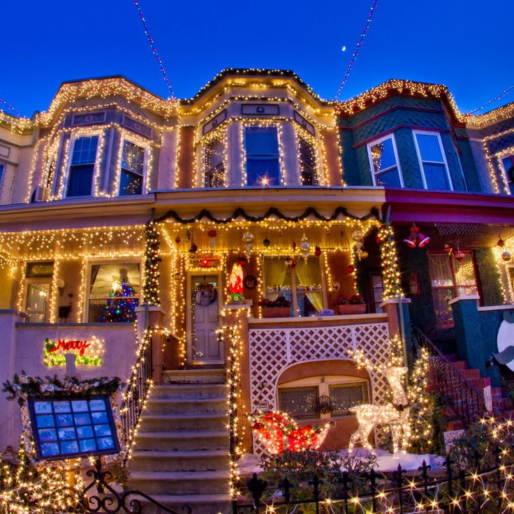 50 spectacular home christmas lights displays - Christmas Light Show Dallas
