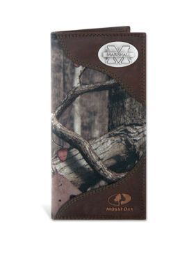 ZEP-PRO  Mossy Oak Marshall Thundering Herd Secretary Wallet