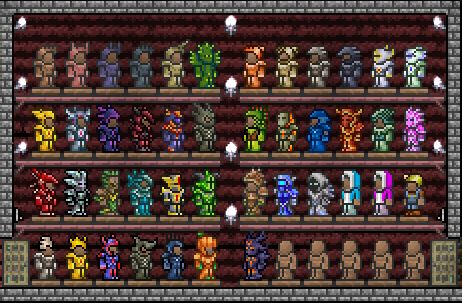terraria how to make your perfect vanity set