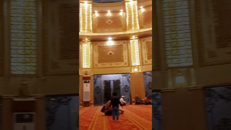 The Inside View of Masjid Rahmatan Lil 'Alamin UPI YPTK Padang https://youtu.be/SJnERSryGgU