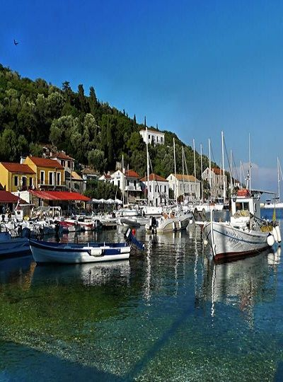 Kioni, Ithaca Island (Ionian), Greece