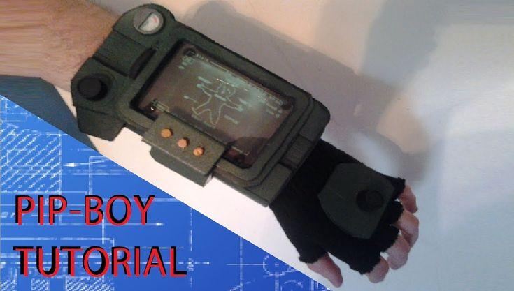 How to make a Fallout Pip-Boy 3000 | HyperPropsFx