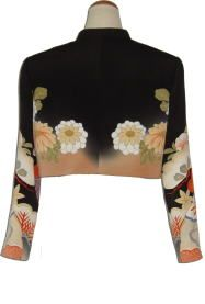Tomosode Kimono jacket