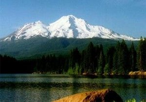 Earth's 1st Chakra - Mt Shasta California