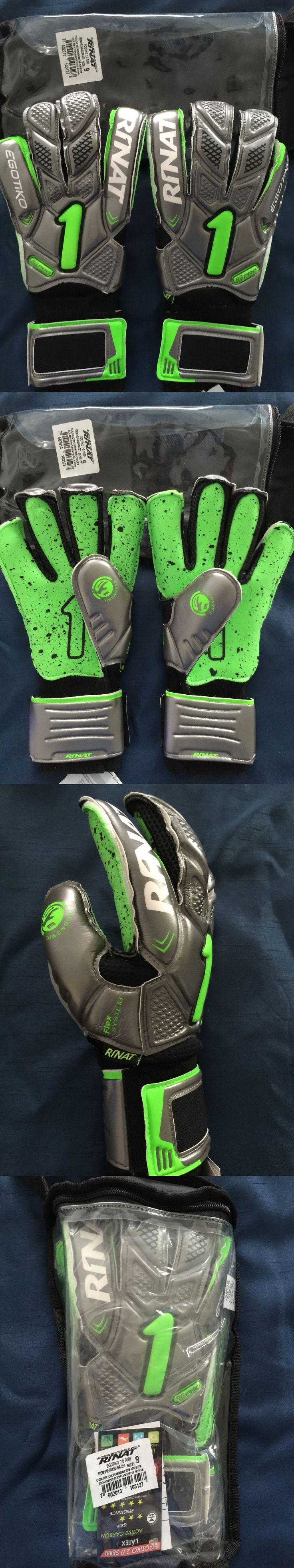 Driving gloves argos - Gloves 57277 New Rinat Egotiko 2 0 Turf Goalie Soccer Glove Size 8 Goalkeeper
