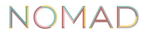 Creative Nomad - Brand identity by Sara Kujundzic, via Behance