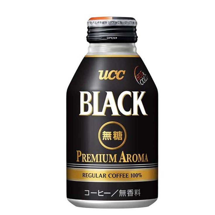 Unsweetened Black Coffee by UCC 9.7 oz from Yummy Bazaar