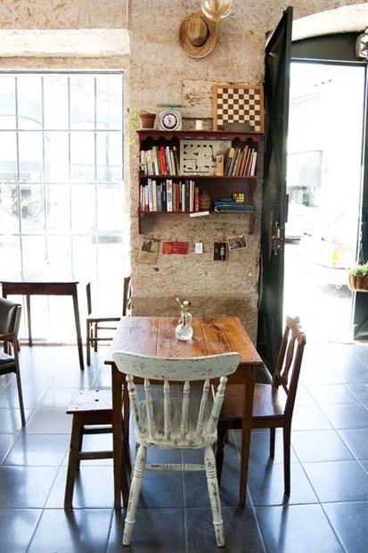 Café Tati, Lisbon, Portugal