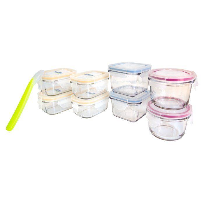 9-tlg. Frischhaltedosen-Set Classic jetzt bei Wayfair.de finden. Entdecken Sie Aufbewahrung passend zu Ihrem Stil und Budget, versandkostenfrei ab 30 €.