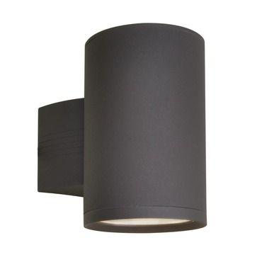 Lightray Plain Outdoor Wall Sconce | Maxim Lighting at Lightology