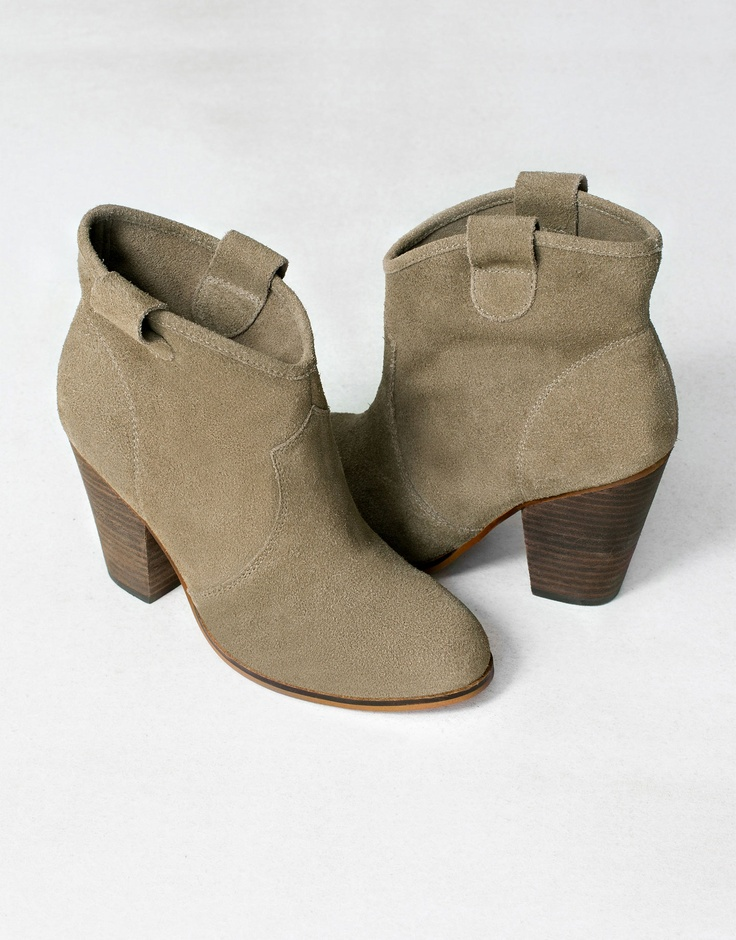 HIGH HEEL COWBOY ANKLE BOOTS - MUST HAVE - WOMAN - United Kingdom