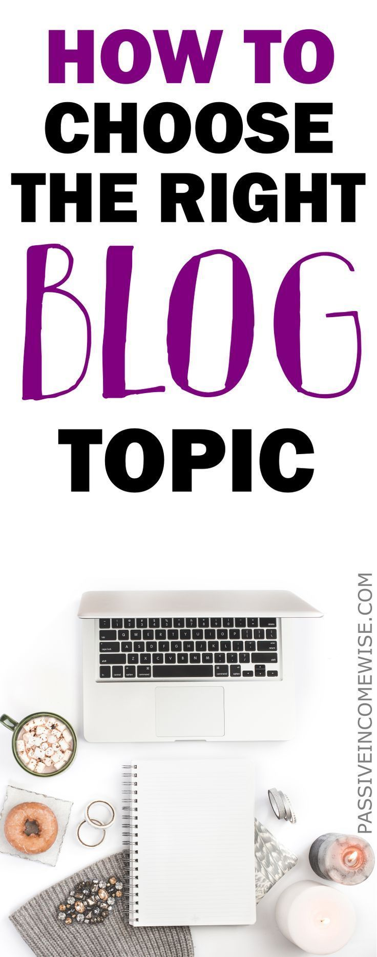 "The two most common questions I am asked from someone who wants start a blog are ""What topic should I blog about?"" and ""How should I name my blog?"" Best blog topics, domain name ideas, start a blog, blog niche ideas, how to choose blog name"